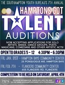 7th Annual Hamptons Got Talent Auditions: