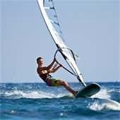 WINDSURFING & PADDLEBOARD INSTRUCTION, Ages 9-Adult