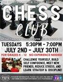 TUESDAYS – Chess Club