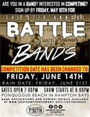 THE 17TH ANNUAL BATTLE OF THE BANDS