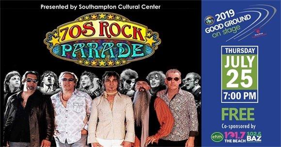 FREE Concert Thursday, July 25 -  Billboard LIVE, 70's Rock Parade