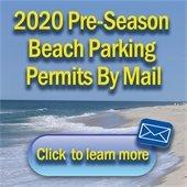 Beach Parking Permit
