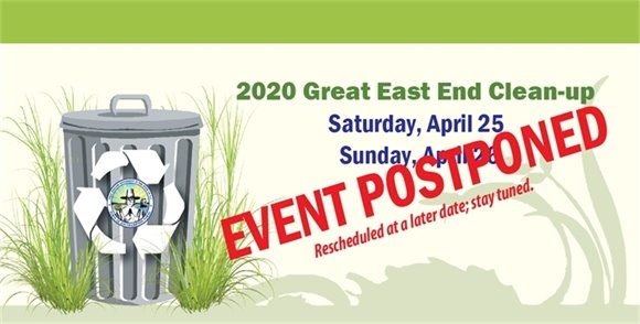 2020 Great East End Clean-Up