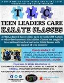 Teen Leaders Care