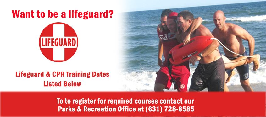 Want to be a lifeguard