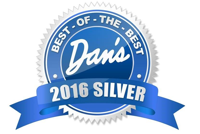 2016 Dans Paper Best of the Best Silver Seal