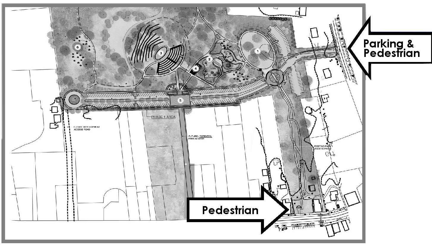 _Summer brochure-good-ground-park-pedestrian map