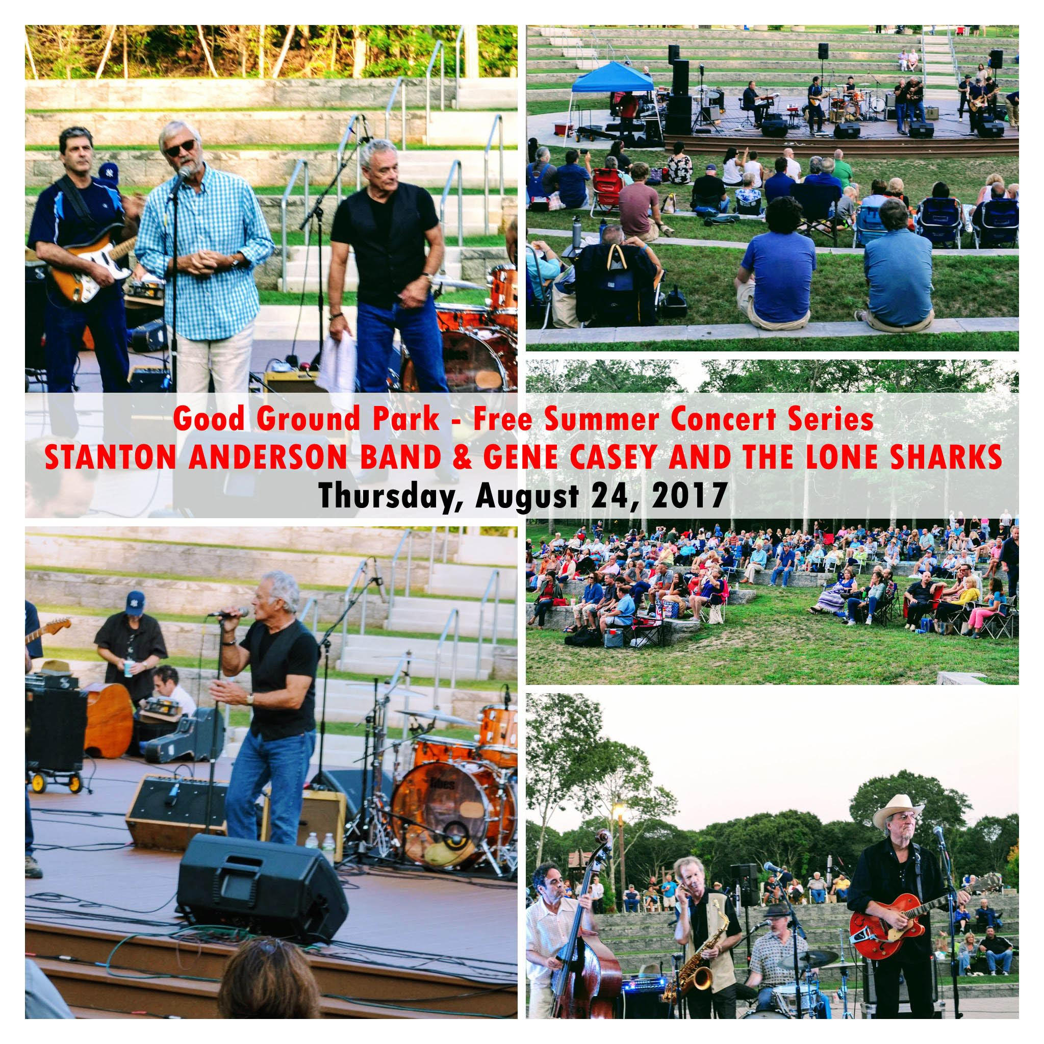 08-24-207 Summer Concert COLLAGE
