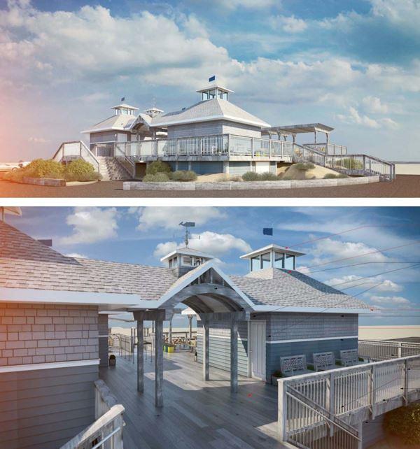 Ponquogue Beach Pavilion Redevelopment