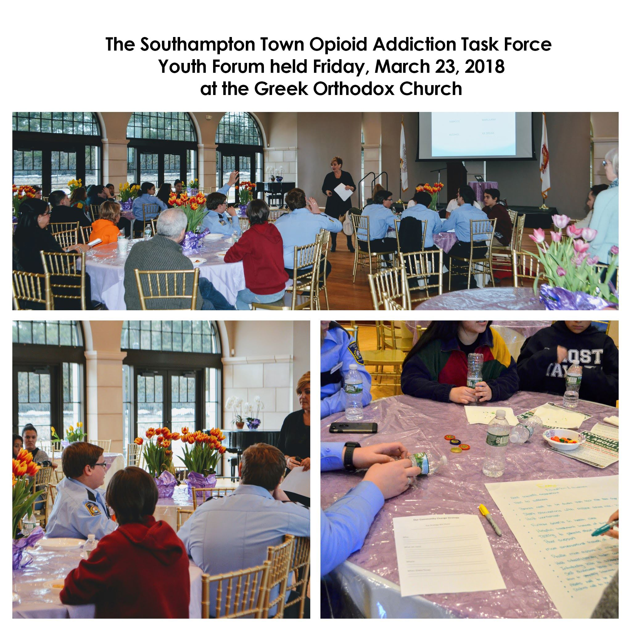 Opioid youth forum - COLLAGE
