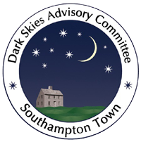 Dark Skies Advisory Committee Southampton Town Logo