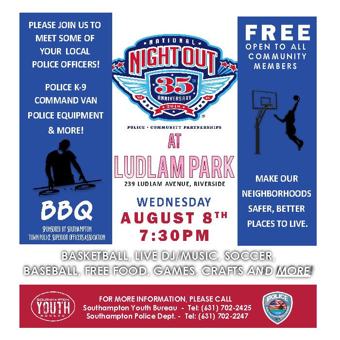Teen Nights at Ludlam Park 2018