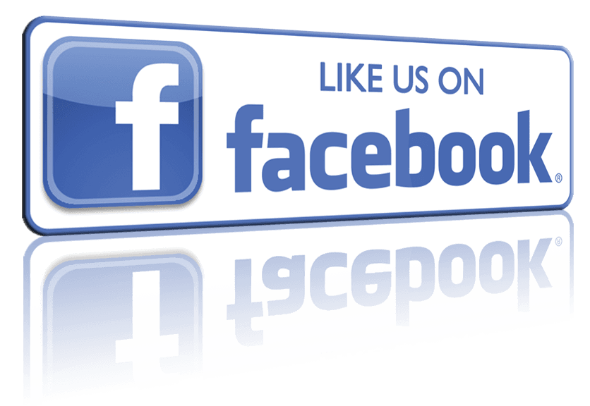 Like us on Facebbok