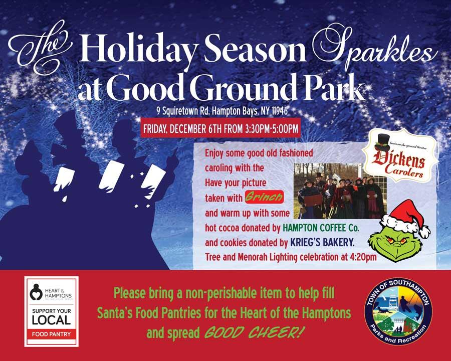 Good Ground Park Southampton Ny