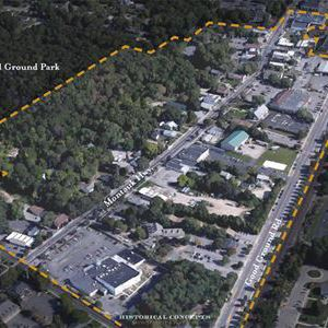 Hampton Bays Downtown Overlay District