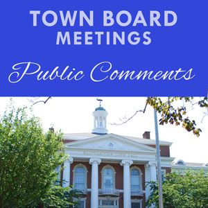 Town-Board-Meetings-Public Comment