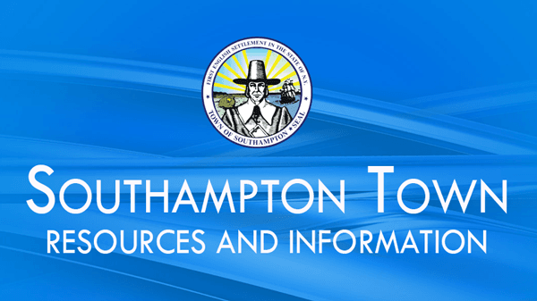 Southampton Town Resources and Info