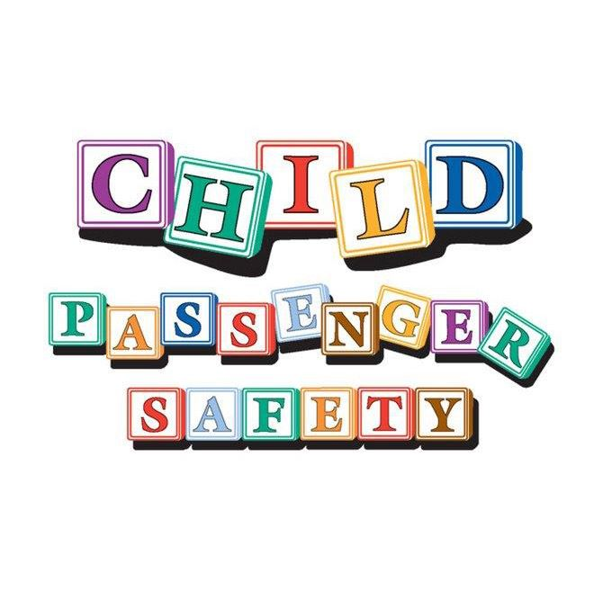 CHILD SAFETY SEAT EVENT!