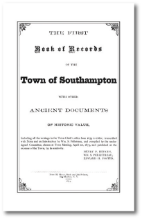 Town Records Book 1