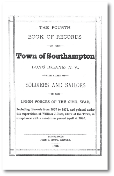 Town Records Book 4