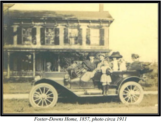 Foster Downs - 1911