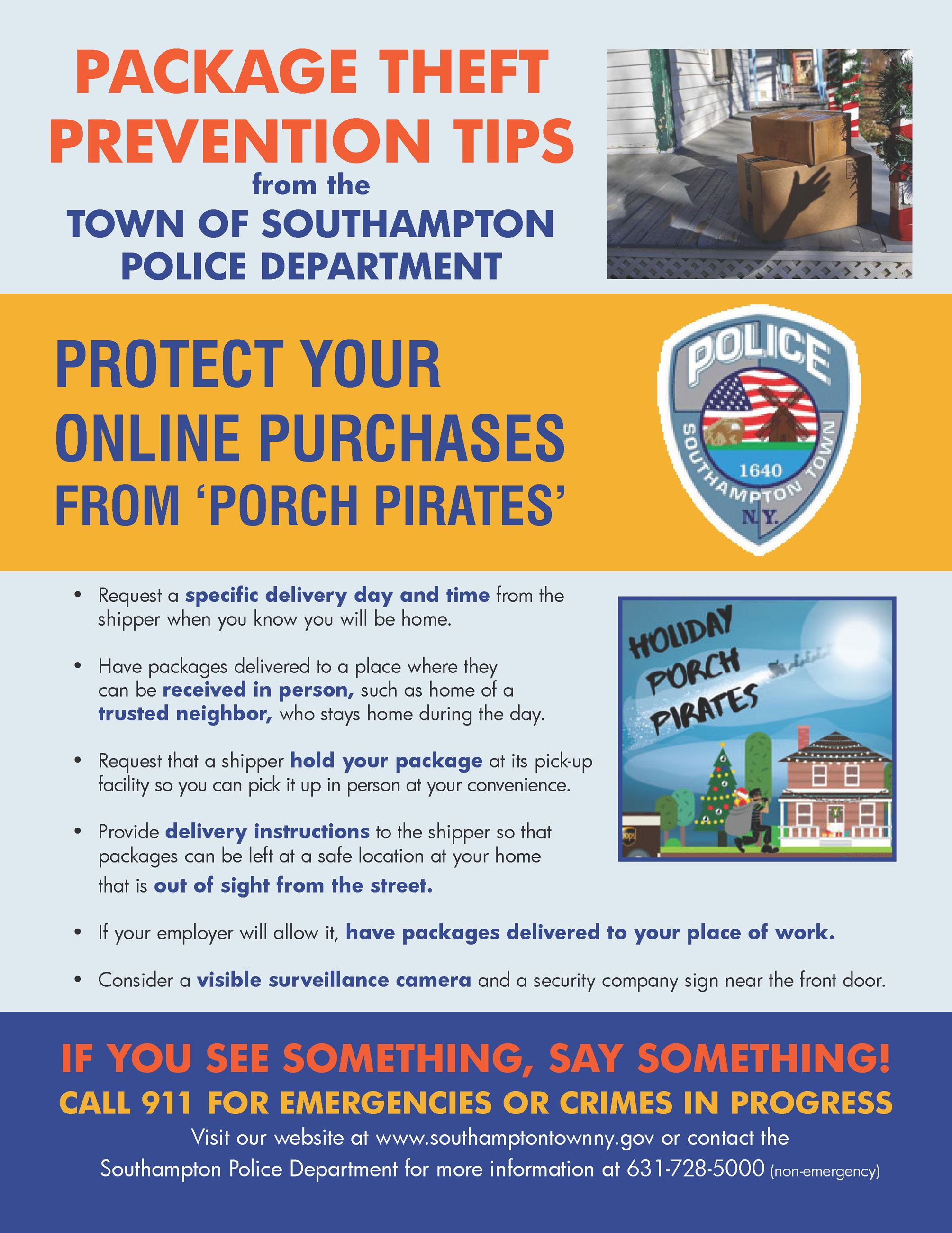PROTECT YOUR ONLINE PURCHASES