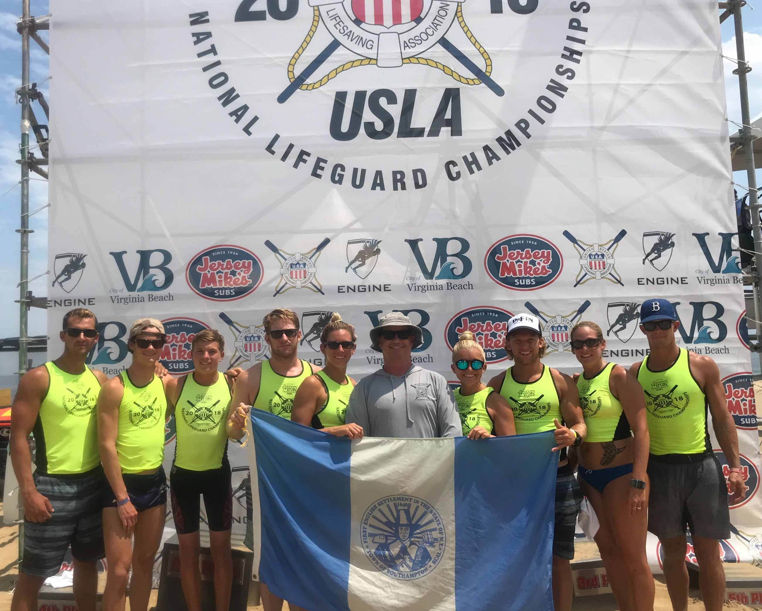 Lifeguard 2-TOS 218 USLA competition
