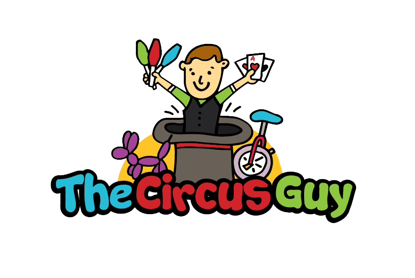 The Circus Guy Logo-silo