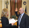Jay Schneiderman Sworn In